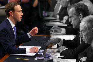 5 điểm nhấn trong phiên điều trần của CEO Mark Zuckerberg