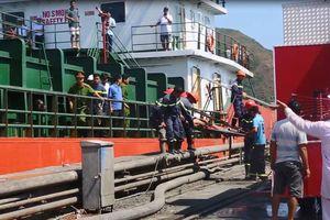 Giây phút kinh hoàng khiến 3 công nhân chết ngạt dưới hầm tàu