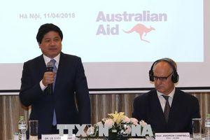 Australia hỗ trợ Việt Nam phát triển nông nghiệp