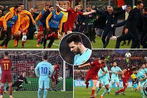 Tái hiện tinh thần Deportivo, Roma loại Barcelona cực sốc