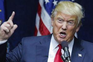 Ông Trump nổi giận, nói tên lửa sắp đến Syria