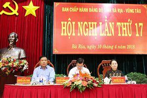 Bà Rịa-Vũng Tàu: Khai mạc Hội nghị Ban Chấp hành Đảng bộ tỉnh
