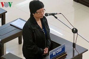Bị cáo Châu Thị Thu Nga viết thư cam đoan không 'chạy' ĐBQH 30 tỷ đồng