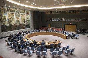 Nghị quyết về Syria của Nga thất bại tại Liên Hợp Quốc
