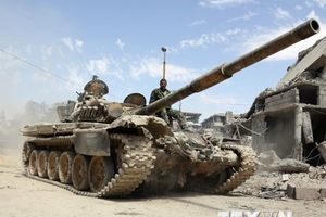 Pháp có bằng chứng về vụ tấn công hóa học của chính quyền Syria