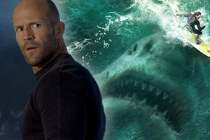 Jason Statham, Lý Băng Băng chạm trán siêu cá mập Megalodon