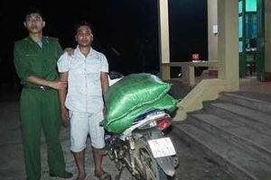 Quảng Trị: Chở 76kg thuốc nổ TNT đem bán bị bắt quả tang