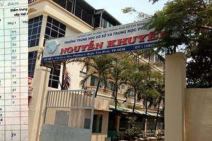 Nam sinh trường Nguyễn Khuyến nhảy lầu tự tử là học sinh xuất sắc