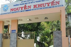 Trường THCS-THPT Nguyễn Khuyến sẽ lắng nghe tâm tư của học sinh sau vụ học sinh tự tử