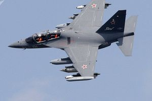 Nóng: Lại rơi máy bay quân sự Nga