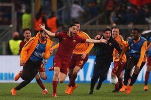 Cơn địa chấn mang tên AS Roma