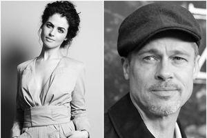 Brad Pitt say đắm nữ giáo sư xinh đẹp và tài giỏi Neri Oxman