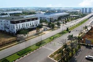 IFC hỗ trợ T.p Hồ Chí Minh xây dựng đô thị thông minh
