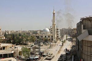 Chính phủ Syria thu hồi thành công toàn bộ khu vực Đông Ghouta