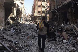 Quân đội Syria kiểm soát hoàn toàn Đông Ghouta