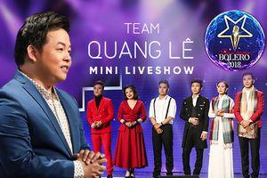 Học trò Quang Lê được đối thủ chấm điểm: Thúy Anh vượt mặt Thanh Lan, hot boy Bá Huy tiếp tục trụ hạng