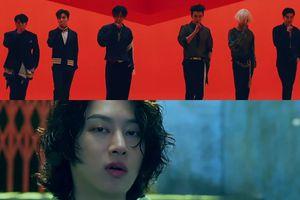 Anh em nhảy hùng hục, 'bà thím' Heechul thảnh thơi gảy đàn trong MV mới của SuJu