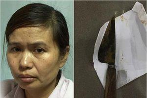 Bắc Giang: Vợ dùng dao chọc tiết lợn đoạt mạng chồng rồi đi đầu thú