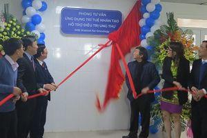 BVĐK tỉnh Phú Thọ: Tiên phong ứng dụng trí tuệ nhân tạo hỗ trợ điều trị ung thư
