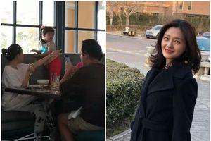 Bà bầu Từ Hy Viên đến Việt Nam nghỉ dưỡng cùng gia đình