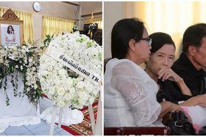 Người thân khóc nức nở trong đám tang sao nhí một thời ở Thái Lan