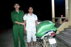 Quảng Trị: Bắt giữ đối tượng vận chuyển trái phép 76kg thuốc nổ TNT