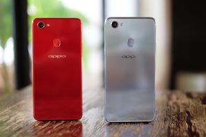 Trải nghiệm Oppo F7: Camera selfie 25 MP
