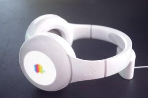 Bản mẫu headphone Apple trùm đầu không dây đẹp mắt