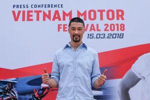Đại hội Môtô Việt Nam 2018 quy tụ dàn sao cá tính