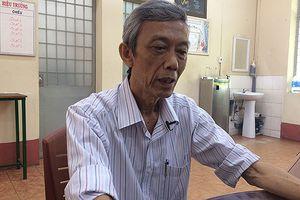 Nam sinh trường Nguyễn Khuyến tự tử: Thầy hiệu trưởng lên tiếng
