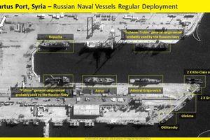 Nga điều tàu chiến đối phó khả năng Mỹ tấn công Syria?