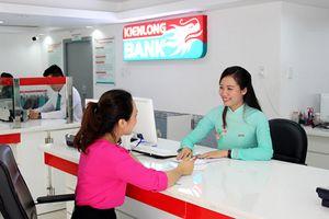 Kienlongbank áp mã QR code trên thẻ tiết kiệm
