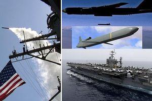 Tomahawk không bay vào Syria, Mỹ-Anh lạnh cóng trước giờ G
