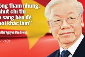 'Không ai đứng ngoài cuộc chiến bảo vệ thanh danh của Đảng'