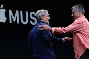 Chạm mốc 40 triệu thuê bao, Apple Music thay 'tướng'