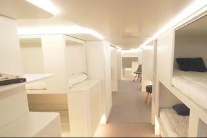 Airbus chuẩn bị cho ra mắt máy bay có giường nằm