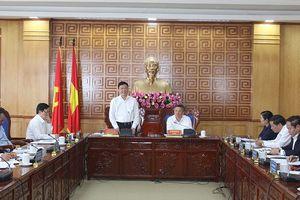 Bộ trưởng Lê Thành Long kết thúc tốt đẹp chuyến công tác 3 tỉnh Tây Bắc