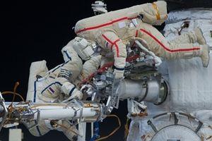 Các nhà du hành vũ trụ Nga gửi thông điệp quan trọng từ trạm ISS