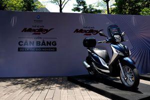 Piaggio Việt Nam ra mắt Medley ABS 2018, giá tăng nhẹ, thêm màu mới