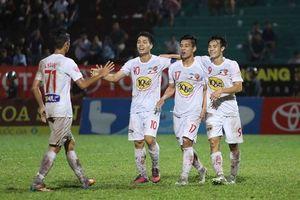 Lịch thi đấu vòng 5 V.League: CLB HAGL sáng cửa giành chiến thắng