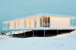 Ngắm ngôi nhà bằng nhựa đẹp nhất thế giới, ai cũng muốn ở trong đời
