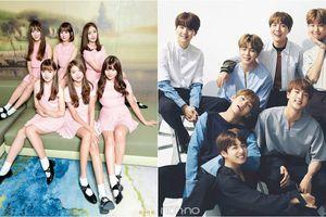 360 độ Kpop ngày 13/4: GFriend xác nhận comeback, BTS lập kỉ lục tại Nhật