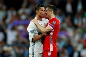 Real gặp Bayern ở bán kết Champions League