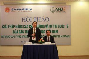 6 trường đại học của Việt Nam vào top 400 châu Á