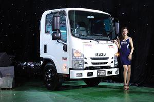Isuzu Việt Nam ra mắt thế hệ xe tải đạt chuẩn khí thải Euro 4