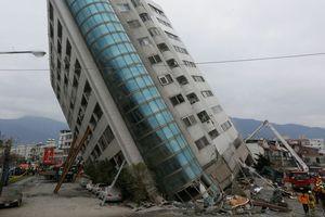 Động đất kinh hoàng rung chuyển Đài Loan (Trung Quốc)