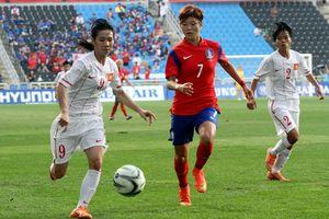 Thua Hàn Quốc, tuyển nữ Việt Nam lỡ hẹn World Cup
