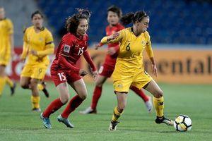 Thua đậm Hàn Quốc, tuyển nữ Việt Nam vỡ mộng World Cup