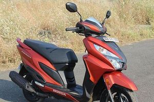 Honda Grazia tiếp tục đạt mốc doanh số 'khủng' tại Ấn Độ