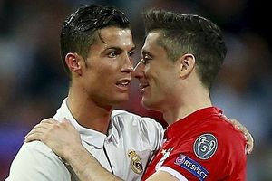 Bán kết Champions League 2017/2018: Bayern đại chiến Real